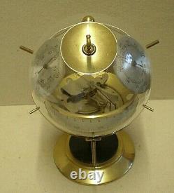 Original Design Classic Huger West Germany Vintage Sputnik Weather Station (EB1)
