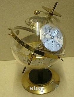 Original Huger West Germany Vintage Sputnik Weather Station (EB1)