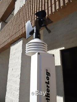 RAINWISE HM-1 HAZMAT Wireless Weather Station Plus Radiation Detection