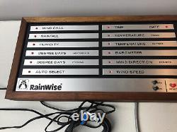 RAINWISE Weather Station WS-1000