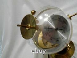 Sputnik Weather Station B. G. M. 1765968 German Instruments 1950's Globe Satellite