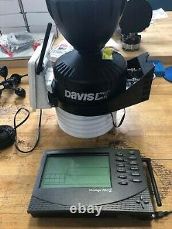 USED Davis Vantage Pro 2 Weather Station