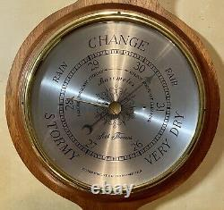 VTG Seth Thomas Weathervane 31 Weather Station Thermometer Hygrometer Barometer