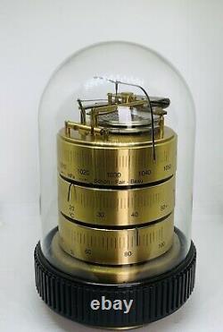 Vintage BARIGO Desktop Weather Station- Barometer/Thermometer/ Hygrometer
