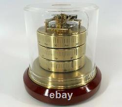 Vintage BARIGO Germany Brass Weather Station Barometer Thermometer Hygrometer