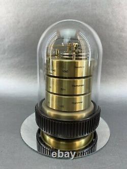 Vintage Barigo Desktop Weather Station Barometer Thermometer Hygrometer Germany