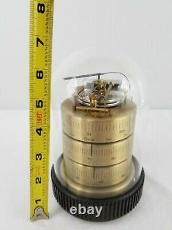 Vintage Howard Miller Germany Weather Station Barometer Thermometer Hygrometer