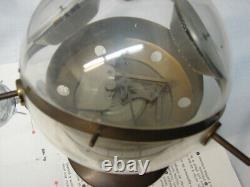 Vintage Sputnik Weather Station West Germany Thermometer Barometer Hygrometer