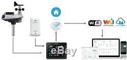 Weather Station WIFI Internet Wunderground Professional 7-in-1 Wireless Sensor