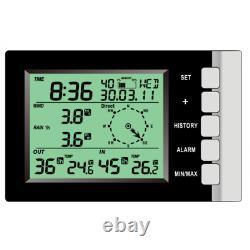 Weather Station wireless Moonraker WS200 Pro Professional Solar