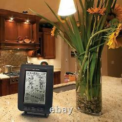 Wireless Ambient Weather Station Smart Digital Indoor Outdoor Home Humidity Wind