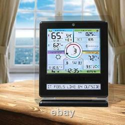 Wireless Home Weather Station 5-1 Sensor And Android iPhone Weather Monitoring